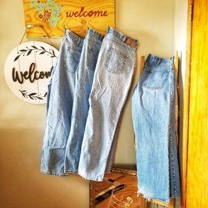 BUNDLE: Men's 42x32 Jeans